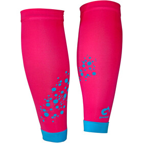 """Gococo Compression Calf Sleeve Superior Socks Cerise"""